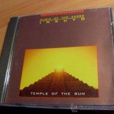 CDs de Música: INKUYO ( LAND OF THE INCAS) CD 19 TRACKS (CD9). Lote 33023753