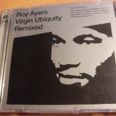 CDs de Música: ROY AYERS ( VIRGIN UBIQUITY . REMIXED) DOBLE CD 22 TRACKS (CD9). Lote 33035274