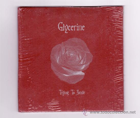 GLYCERINE - TRYING TO SMILE ( EX - L.A.) MEGA RARO! (Música - CD's Rock)