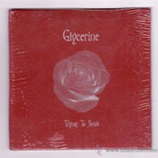 CDs de Música: GLYCERINE - TRYING TO SMILE ( EX - L.A.) MEGA RARO! . Lote 93295027