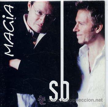 SIN BANDERA / MAGIA (CD SINGLE CARTÓN 2003) (Música - CD's Latina)