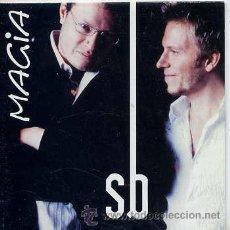 CDs de Música: SIN BANDERA / MAGIA (CD SINGLE CARTÓN 2003). Lote 33016223