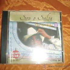 CDs de Música: SON O SALSA. ESTO ES CUBA 2. HAVANA CLUB. SONIDO 2000.(#). Lote 33017997