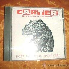 CDs de Música: CARTER USM. THE UNSTOPPABLE SEX MACHINE. POST HISTORIC MONSTERS. CD CHRYSALIS 1993(#). Lote 33018150