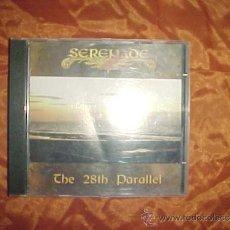 CDs de Música: SERENADE. THE 28TH PARALLEL. CD DEVIATION RECORDS U.K. . Lote 33018562