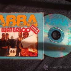 CDs de Música: CD SINGLE - ABBA - WATERLOO ALEMÁN+ORIGINAL+MEGAMEDLEY / PROMO 5X4*. Lote 33018988