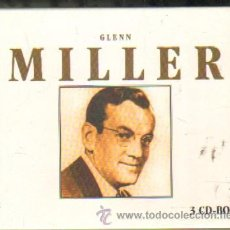 CDs de Música: GLENN MILLER ( 3 CD-BOX ) CD-DOBLE-002. Lote 33022047