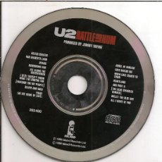CDs de Música: U2-CD RATTLE AND RUM-LETRAS-ENCARTE. Lote 33023627