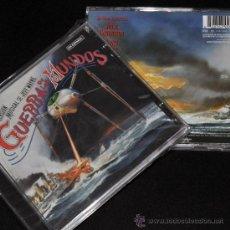CDs de Música: HYBRID SACD JEFF WAYNE LA GUERRA DE LOS MUNDOS ESPAÑOL DOBLE CD STEREO & SURROUND TEOFILO MARTINEZ. Lote 49004864