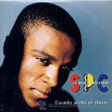 CDs de Música: SÓ PRA CONTRARIAR (SPC) / CUANDO ACABA EL PLACER / DEPOIS DO PRAZER (CD SINGLE CARTÓN 1998). Lote 33051826
