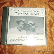 CDs de Música: THE UNUSUAL AROMA OF THE BIG CHEESE BAND. CD LONDON 1995. Lote 33078828