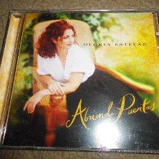 CDs de Música: GLORIA ESTEFAN ABRIENDO PUERTAS CD ALBUM DEL AÑO 1995 CONTIENE 10 TEMAS KIKE SANTANDER RARO. Lote 33123310