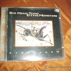 CDs de Música: STRATEGEM. BIG HEAD TODD AND THE MONSTERS. CD GERMANY. Lote 33143895