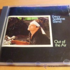 CDs de Música: DAVY SPILLANE ( OUT OF THE AIR ) CD 8 TRACKS (CD11). Lote 33230775
