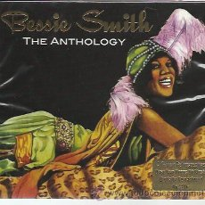 CDs de Música: BESSIE SMITH - THE ANTHOLOGY - CD DOBLE NOT NOW NUEVO. Lote 33245883