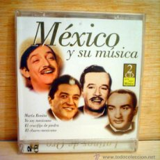 CDs de Música: MEXICO Y SU MUSICA.DOBLE CD.. Lote 33262101