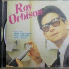 CDs de Música: CD DE ROY ORBISON CON 10 DE SUS MEJORES TEMAS. Lote 33279778