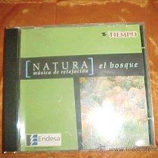 CDs de Música: NATURA MUSICA DE RALAJACION. EL BOSQUE. EDICIONES MUSICALES DE CRIN. CD . Lote 33284560