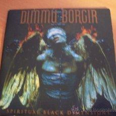 CDs de Música: DIMMU BORGIR (SPIRITUAL BLACK DIMENSIONS). CD 9 TRACKS TRACKS ( CD12). Lote 33310075