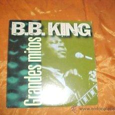 CDs de Música: B.B. KING. GRANDES MITOS. CD UNIVERSAL. Lote 33313777