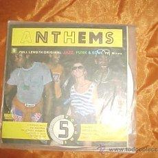 CDs de Música: ANTHEMS.VOLUME 5. COMPILATION 1988. Lote 33313892