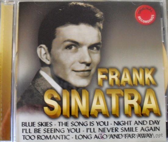 CD DE FRANK SINATRA CON 18 DE SUS PRIMEROS TEMAS (Música - CD's Melódica )