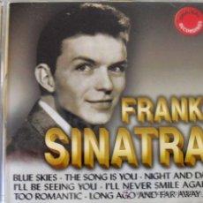CDs de Música: CD DE FRANK SINATRA CON 18 DE SUS PRIMEROS TEMAS. Lote 33319474