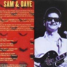 CDs de Música: 2 CD'S ROY ORBISON Y SAM & DAVE, CON 10 TEMAS. Lote 33320215