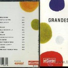 CDs de Música: CD. GRANDES DE LA COPLA. CARMEN SEVILLA. Lote 47460108