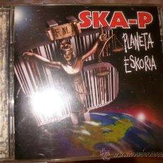 CDs de Música: CD - SKA-P - PLANETA ESKORIA - 14 CANCIONES BMG 2000 . Lote 33349254