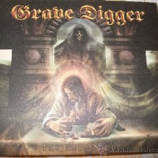CDs de Música: DIGIPACK - GRAVE DIGGER - THE LAST SUPPER - 14 CANCIONES NUCLEAR BLAST 2005 – HEAVY METAL. Lote 33351257