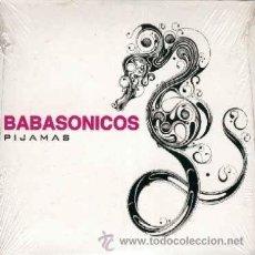 CDs de Música: BABASÓNICOS - PIJAMAS - CD SINGLE - 2008 - NUEVO, PRECINTADO. Lote 199097357