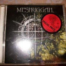 CDs de Música: CD - MESHUGGAH – CHAOSPHERE - 8 CANCIONES NUCLEAR BLAST 1998 . Lote 33385019