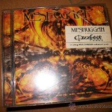 CDs de Música: CD - MESHUGGAH – NOTHING - NUCLEAR BLAST 2002 -. Lote 33385785