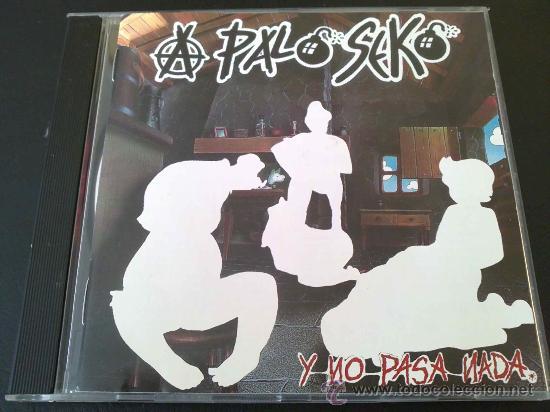 A PALO SEKO, Y NO PASA NADA - CD (Música - CD's Rock)