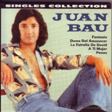 CDs de Música: JUAN BAU - SINGLES COLLECTION. Lote 33451952