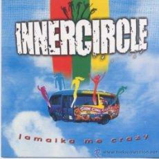 CDs de Música: INNER CIRCLE,JAMAIKA ME CRAZY DEL 98. Lote 33453068
