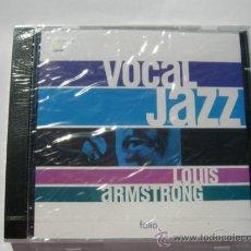 CDs de Música: LOUIS ARMSTRONG VOCAL JAZZ CD NUEVO PRECINTADO. Lote 33480201