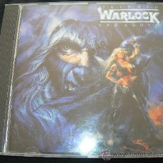 CDs de Música: CD WARLOCK // TRIUMPH AND AGONY. Lote 33497522