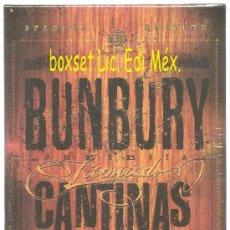 CDs de Música: BUNBURY LIC.CANTINAS. Lote 33545320