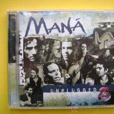 CDs de Música: MANÁ - UNPLUGGED. Lote 33563645