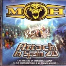 CDs de Música: CD LATTACH IN SPAIN 2.0 2 CDS. Lote 33565841
