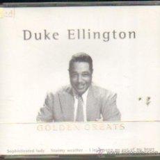 CDs de Música: DUKE ELLINGTON - GOLDEN GREATS ( 3 CD ) CD-DOBLE-040. Lote 33587810