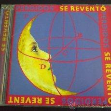 CDs de Música: LOS PERDIDOS, SE REVENTÓ. Lote 33652425