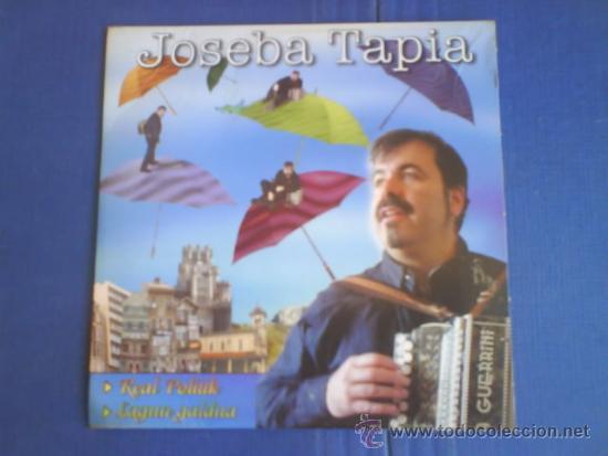 JOSEBA TAPIA CD SINGLE (Música - CD's Country y Folk)