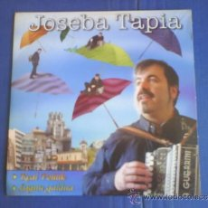 CDs de Música: JOSEBA TAPIA CD SINGLE. Lote 33652869