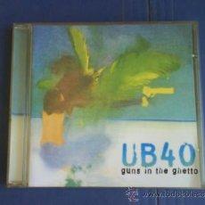 CDs de Música: UB40 GUNS IN THE GHETTO. Lote 33659227