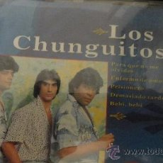 CDs de Música: LOS CHUNGUITOS CD SIMPLEMENTE LO MEJOR. Lote 105451815