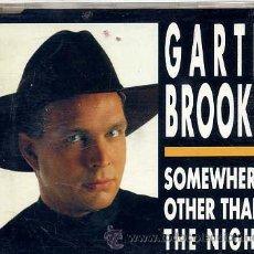 CDs de Música: GARTH BROOKS / SOMEWHERE OTHER THAN THE NIGHT (CD SINGLE CAJA 1993). Lote 33675123