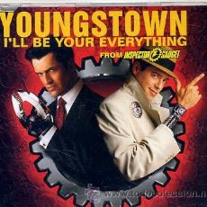CDs de Música: INSPECTOR GADGET - YOUNGSTOWN / I'LL BE YOUR EVERYTHING - 5 VERSIONES (CD SINGLE CAJA 1999) . Lote 33675554